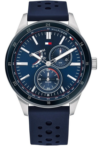 Reloj Tommy Para Caballero Modelo: 1791635 Envio Gratis