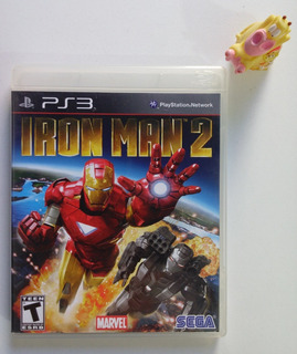 Iron Man 2 Play Station Ps3 Garantizado