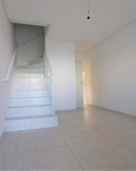 Sobrado De Condomínio Com 2 Dorms, Sítio Do Campo, Praia Grande - R$ 198 Mil, Cod: 407 - 407 - 34225623