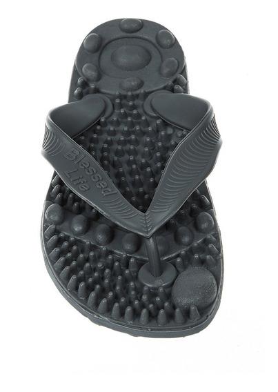 Sandália Em Gel Massageadora Ortopédica 12 X S/juros