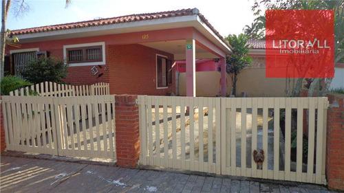 Imagem 1 de 30 de Casa Com 3 Dormitórios À Venda, 212 M² Por R$ 550.000,00 - Jardim Itanhaém - Itanhaém/sp - Ca0456