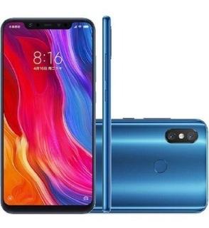 Xiaomi Mi 8 6gb Ram 64gb Global + Capa + 1 Ano Garantia + Nf