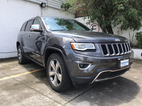 Imagen 1 de 15 de Jeep Grand Cherokee 2016 3.6 Limited Lujo 4x2 At