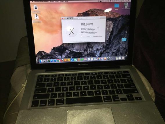 Macbookpro 13 Inicio 2011 I5 4gb 500gb