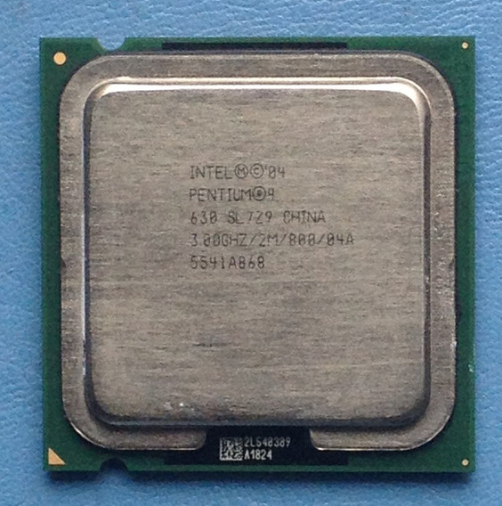 Intel® Pentium® 4 Processor Sl7z9 Supporting Technology #854
