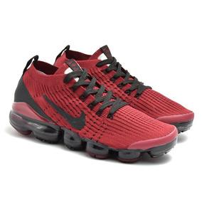 Nike Vapormax 3.0 Lançamento Vinho Com Preto