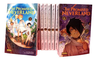 Manga The Promised Neverland - Envío Gratis A Partir De Dos