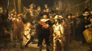 Rompecabezas D-toys 1000 Pzas Rembrandt La Ronda De Noche