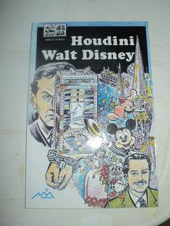 Houdini Walt Disney Revista Como Nova Item Colecionável