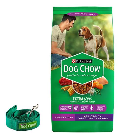 Dog Chow Perro De Edad Madura 8kg