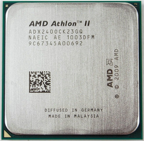 Processador Amd Am3 Athlon Ii X2 240 2.8ghz 2mb Dual Core