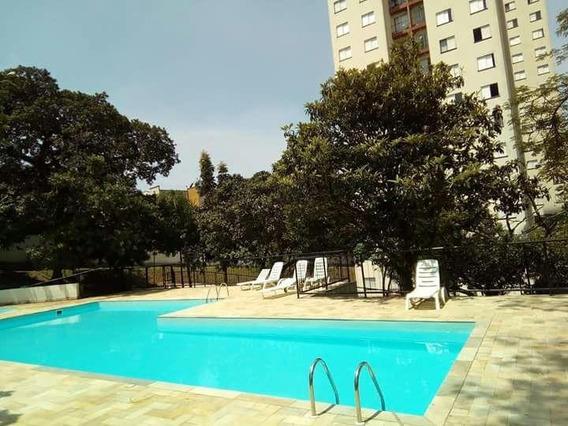 Apartamento Residencial Em São Paulo - Sp - Ap0323_prst