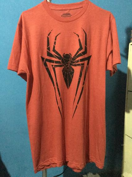 Remera Marvel Spider Man Original Importada