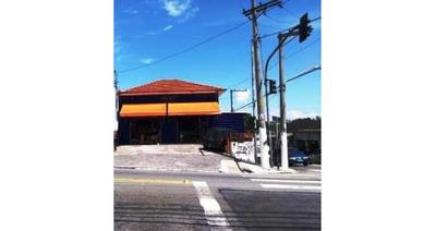 Imóvel Comercial Em Pirituba Na Avenida Mutinga - 9546