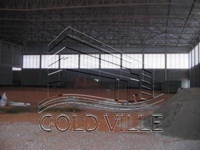 Ga1880 - Aluguel De Galpão Em Osasco Próximo Da Rodovia Anhanguera - Ga1880 - 33873381