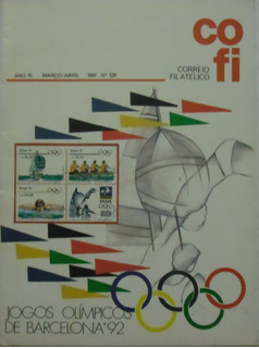 Revista Cofi Nº 129 1991 Frete Grátis