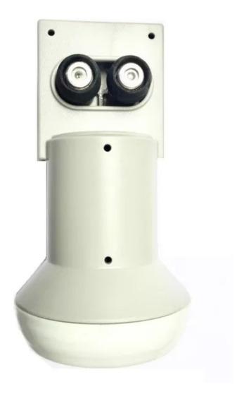 Kit Com 4 Lnb Duplo Universal Wnc