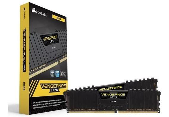 Vengeance Ddr4 (2x8gb) 3000 Mhz Lacrado