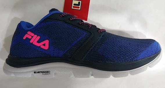 Zapatillas Fila Twisting Running/training Dama Nesport