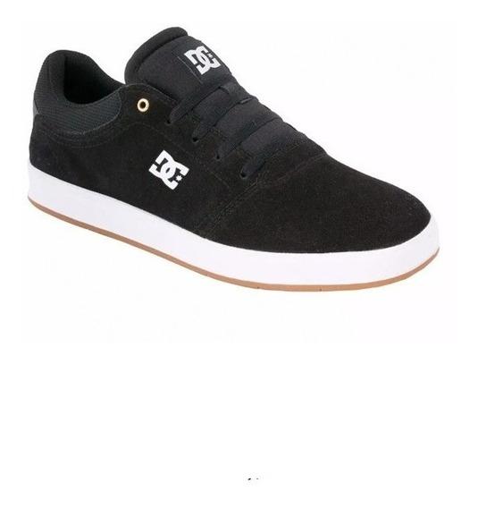 Zapatillas Dc Shoes Mod Crisis Negro Blanco! Coleccion 2020