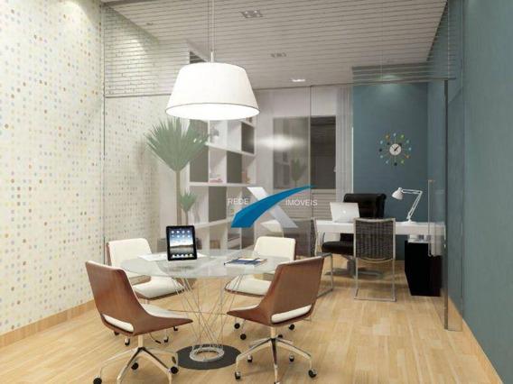 Sala Comercial À Venda, Buritis, Belo Horizonte - . - Sa0457