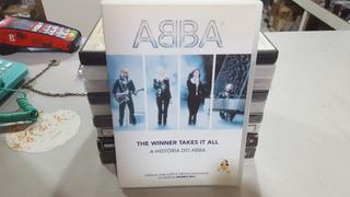 Dvd Abba The Winner Takes It All - A História Do Abba