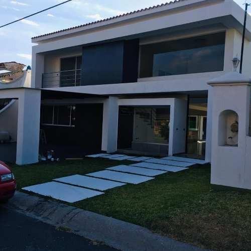 Estrena Casa 4 Recamaras 500 M. Terreno Lomas De Cocoyoc Mor