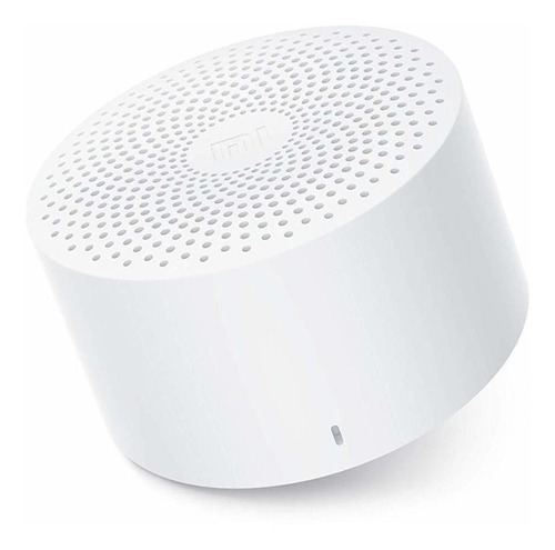 Caixa de som Xiaomi Mi Compact Bluetooth Speaker 2 portátil branca