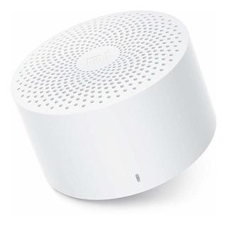Caixa de som Xiaomi Mi Compact Bluetooth Speaker 2 portátil sem fio Branco
