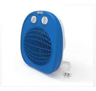 Caloventor Calefaccion 1800w Termostato Bajo Consumo Azul