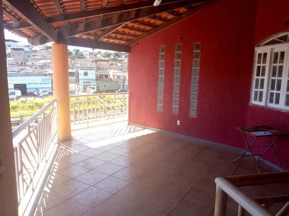 Casa Com 3 Quartos Para Comprar No São Joaquim Em Contagem/mg - 3469
