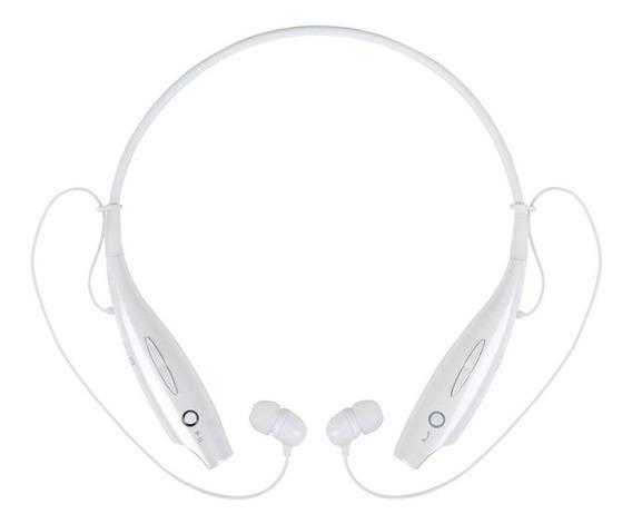 Fone De Ouvido Hardline Hbs 730 Bluetooth - Branco
