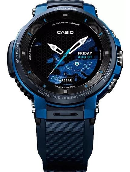 Reloj Casio Smartwatch Protek Para Caballero E-watch
