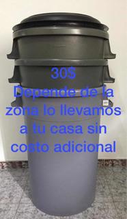 Pipote Plástico Para Agua 150 Litros