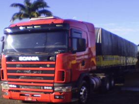 Scania 124g 360 Ano 2004 Bomba Inj. Volvo, Mercedes,