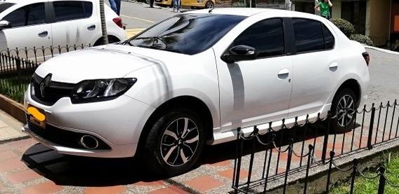 Renault Logan Versión Exclusive