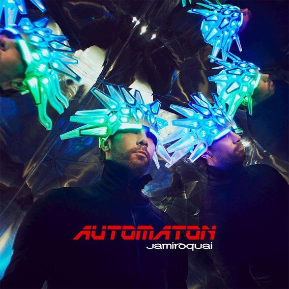 Jamiroquai Automaton Cd Nuevo