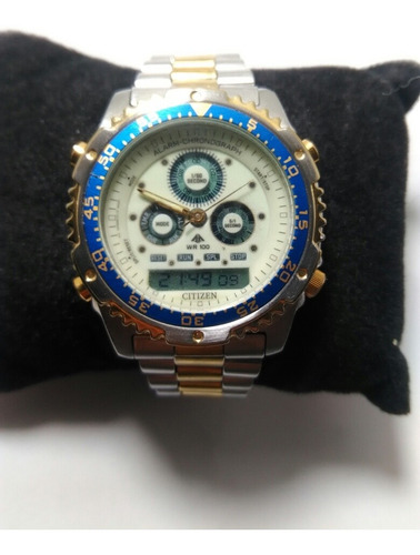 Relógio Original Citizen C110 Natulite