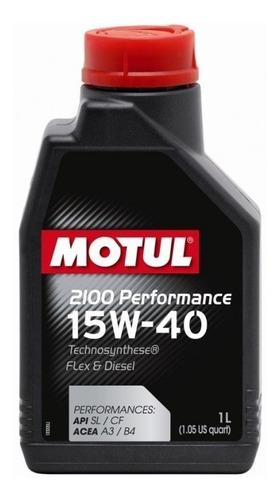 Imagem 1 de 1 de Oleo Motul 15w40