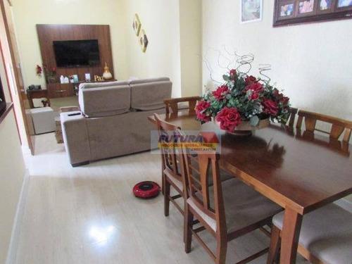 Imagem 1 de 10 de Studio Com 1 Dormitório À Venda, 51 M² Por R$ 220.000,00 - Gonzaguinha - São Vicente/sp - St0345