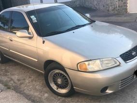 Nissan Sentra Gxe Aa Ba Ee Automático 2001