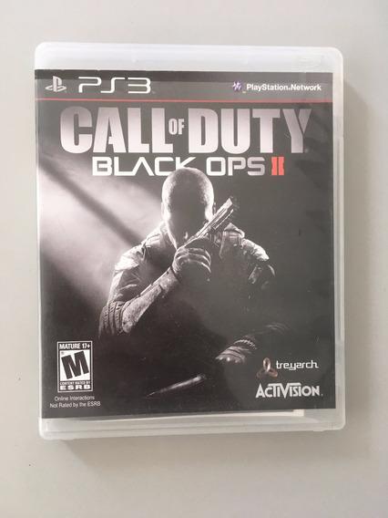 Call Of Duty Black Ops 2 Ps3 Mídia Física Original