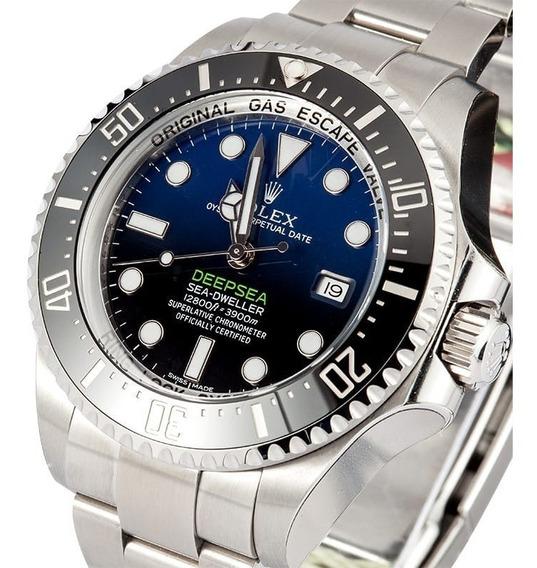 Reloj Rolex Sea - Dweller (deepsea Esfera D-blue)
