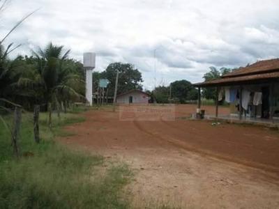 Fazenda À Venda, Zona Rural, Abreulândia. - Fa0051