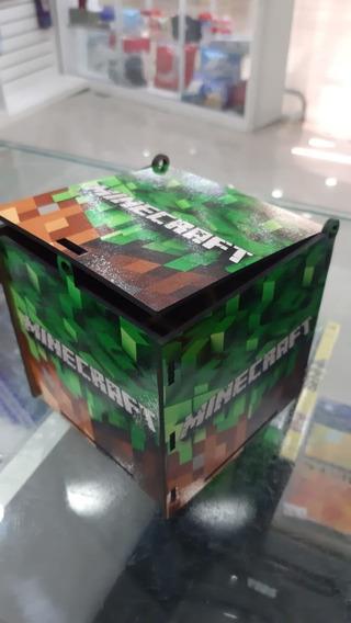Caixa De Mdf Personalizada (porta Treco)