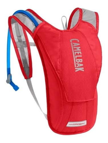 Mochila De Hidratação Camelbak Hydrobak 1,5l Vermelha Bike
