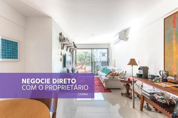 Apartamento À Venda Na Rua Sorocaba, Botafogo, Rio De Janeiro - Liv-1261