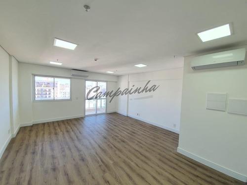 Sala Para Aluguel Em Cambuí - Sa000801
