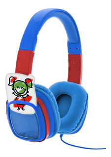 Diadema Para Niños Xtech Xth350 Stereo 3.5mm