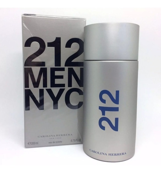 Perfume 212 Men 100 Ml Lacrado Com Procedência.